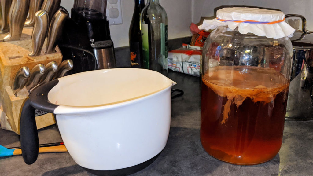 An optimal scoby