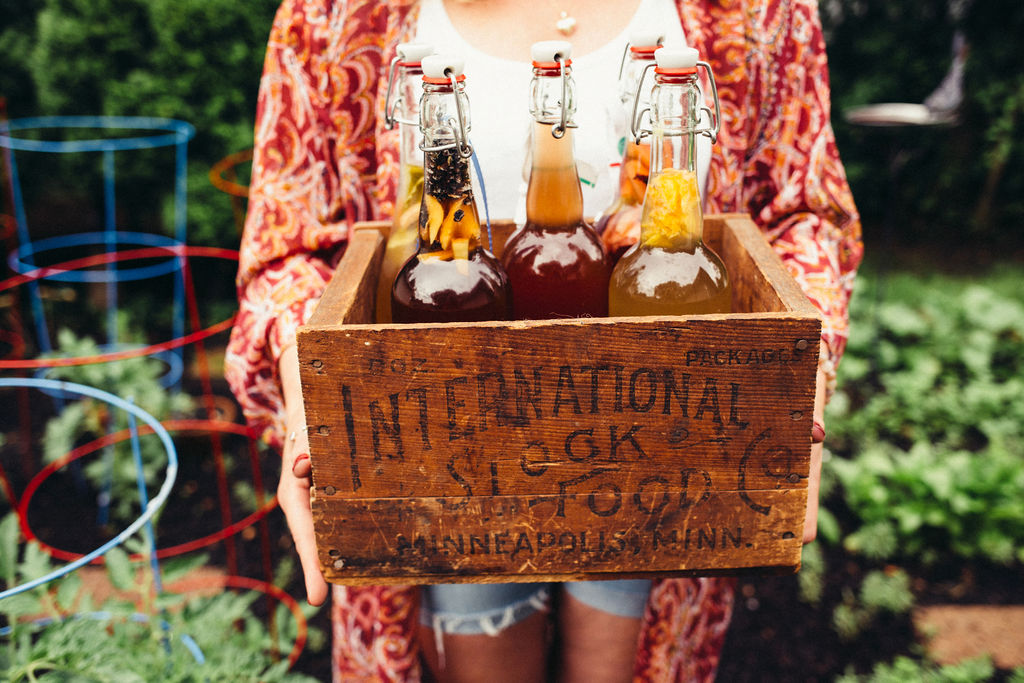 The integrity of kombucha and why reading labels matters