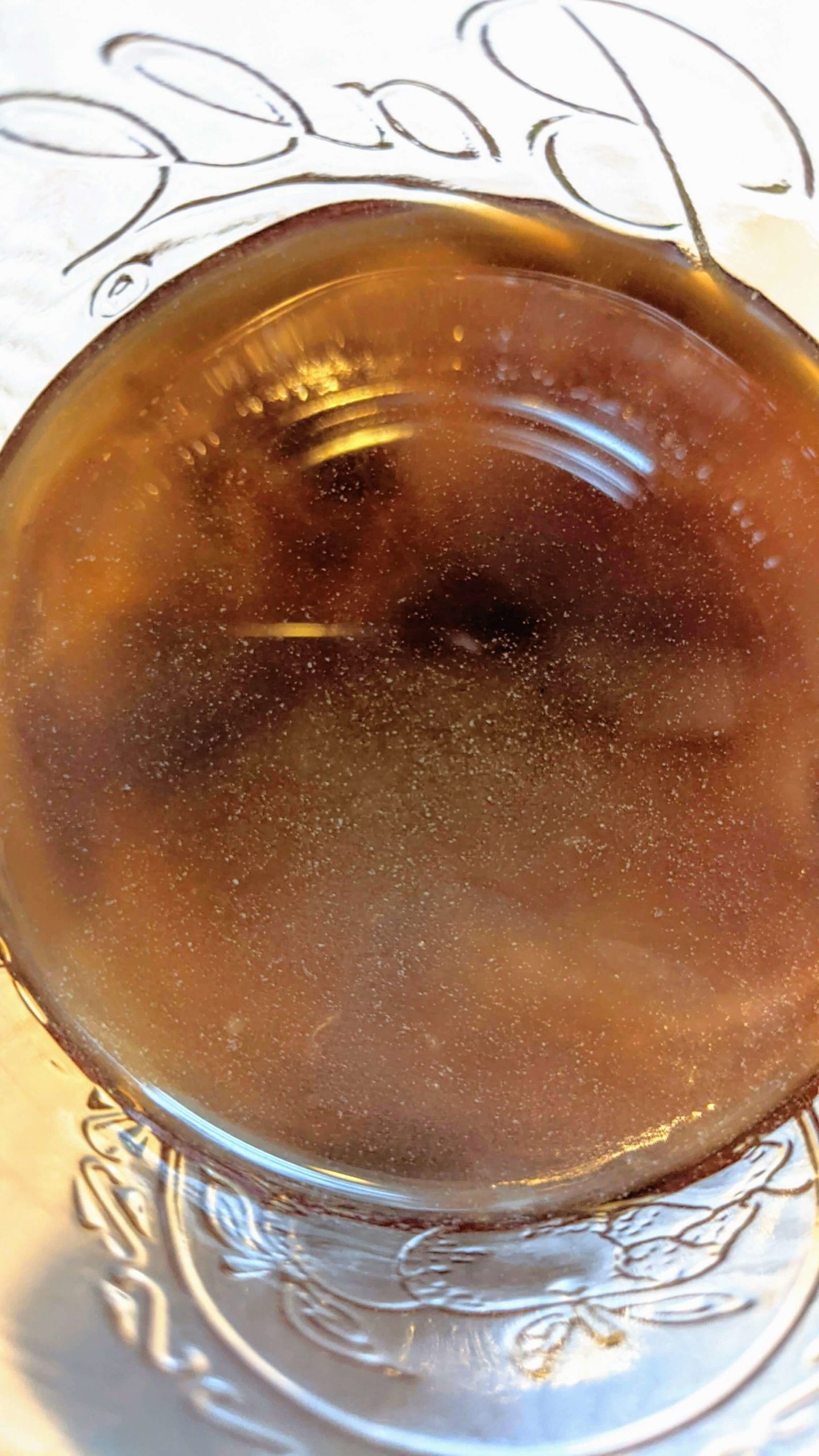 moldy scoby